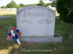 """Sarah Ann """"Sadie"""" <I>Rowley</I> Bezanson"""