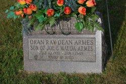 Oran Ray Dean Armes