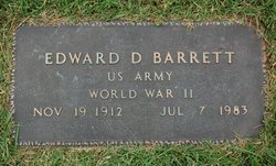 Edward D. Barrett