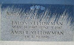 Falon Faye Yellowman