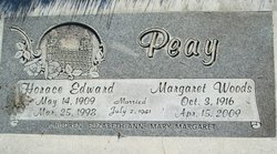 Horace Edward Peay