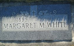 Margaret <I>Welsh</I> White