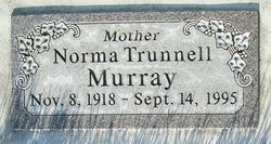 Norma <I>Trunnell</I> Murray