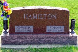 Vivian I. <I>Henderson</I> Hamilton