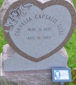Cornelia C. <I>Patterson</I> Giles
