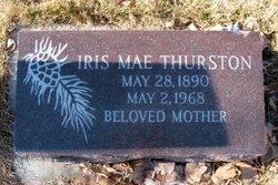 Iris Mae <I>Kollar</I> Thurston