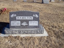 Audrey Lois <I>McMillan</I> Hamilton