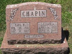Lillian A. Chapin