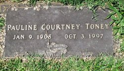 Pauline Courtney Toney