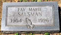 Fay Marie Salsman