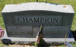 Dolores <I>Rockwinkel</I> Champion