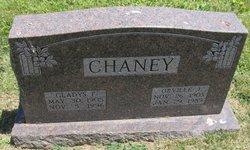 Gladys V <I>Fitzgerald</I> Chaney