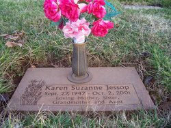 Karen Suzanne <I>Lowe</I> Jessop
