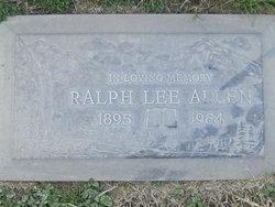 Ralph Lee Allen