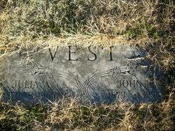 John R Vest