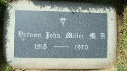 Dr Vernon John Miller