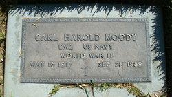 Carl Harold Moody