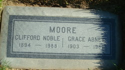 Clifford Noble Moore