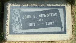 "John E ""Jack"" Newstead"