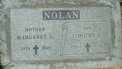 Margaret S Nolan