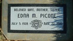 Edna M Picone