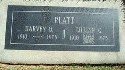 Lillian G <I>Arnett</I> Platt