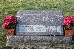 Rose Marie <I>Scripps</I> Slaviero