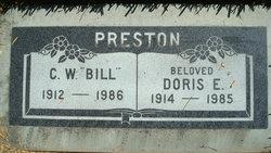 Doris E Preston