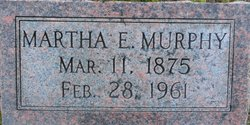 Martha Ellen <I>Britton</I> Murphy