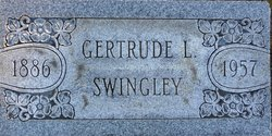 Gertrude L Swingley
