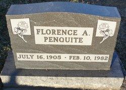 Florence A Penquite