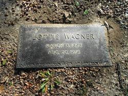 Lottie <I>Hart</I> Wagner