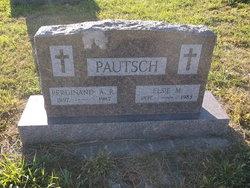 Elsie Margaret <I>Jacobs</I> Pautsch