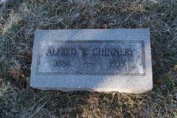 Alfred W Chinnery