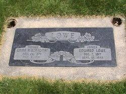 Emma G <I>Boardman</I> Lowe