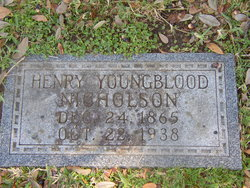Henry Youngblood Nicholson