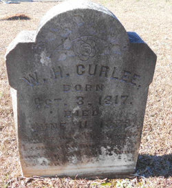 """William H. """"Willy"""" Curlee"""