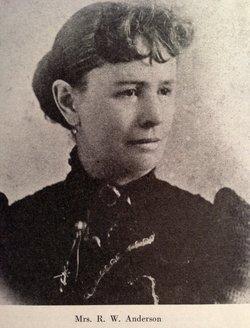 Agnes <I>Merritt</I> Anderson