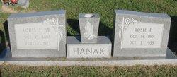 Louis Frank Hanak