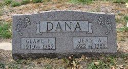 Jean Arlene <I>Porter</I> Dana