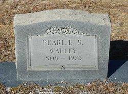 Pearlie S Walley