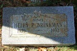 Helen Pearl Brinkman