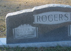 Chester William Rogers