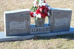"John L. ""Bill"" Albright"