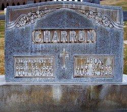 Alphonsine M. <I>Lenseigne</I> Charron