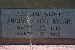 "Andrew Clinton ""Clint"" Kygar, Jr"
