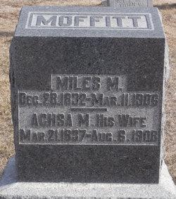 Achsa M Moffitt