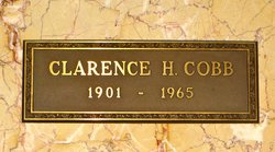 Clarence Henry Cobb