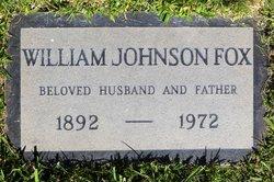 William Johnson Fox