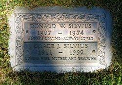 Donald W Silvius
